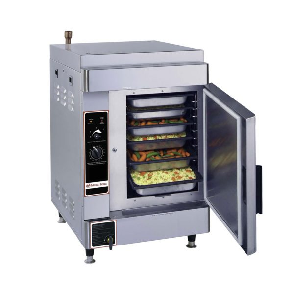 Boilerless-Convection-Steamer-Altair-II-6-Food
