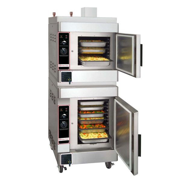 Boilerless-Convection-Steamer-Sirius-II-10
