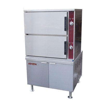 Direct Steam Convection Steamer 16 Pan DCX-16