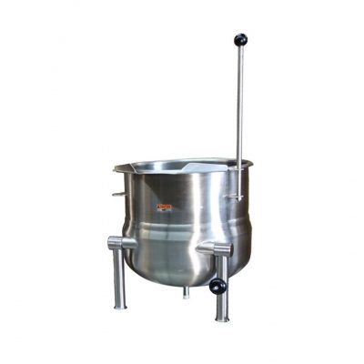 DIRECT STEAM COUNTER TILTING KETTLE DC-6