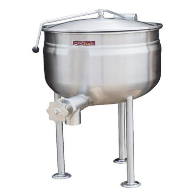 DIRECT STEAM FULL TRI-LEG KETTLE DL-20F