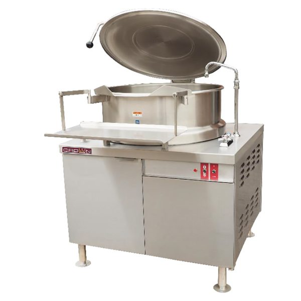 DIRECT STEAM JACKETED KETTLE DMT-40