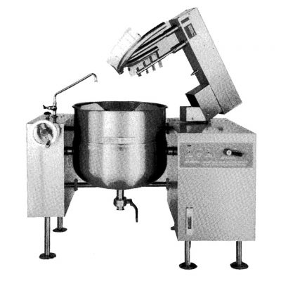DIRECT STEAM LEG MOUNTED MIXER DLTM-40