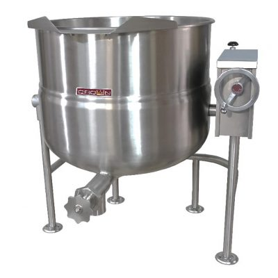 DIRECT STEAM TRI-LEG KETTLE DLT-40