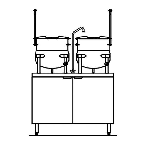 Direct-Steam-Kettles-Electric-Cabinet-EMT-10-10