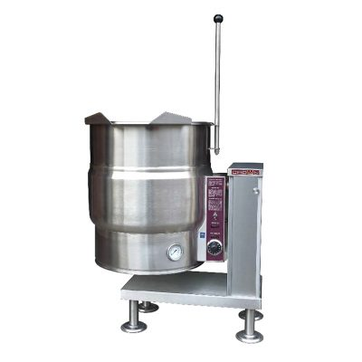 Electric Counter Tilting Kettle 20 gallon EC-20T