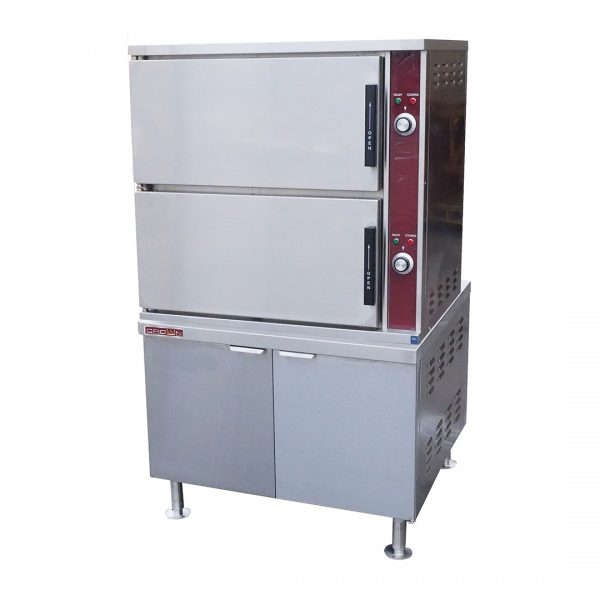 Electric Convection Steamer 16 pan