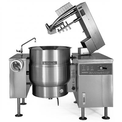 ELECTRIC LEG MOUNTED MIXER ELTM 40
