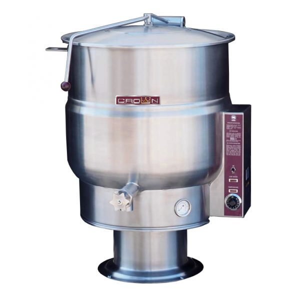 Electric Pedestal Kettle EP-60