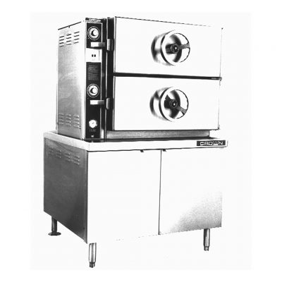 ELECTRIC STEAM DO ALL CABINET EDA-2