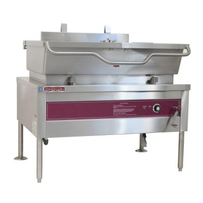 ELECTRIC TILTING SKILLET MANUAL ES-40