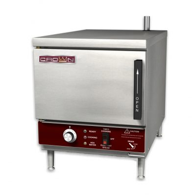 ELECTRIC COUNTER STEAMER EPXN-3