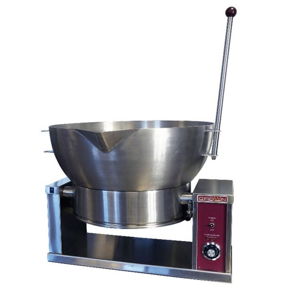 Electric-Counter-Tilting-Round-Skillet-ECTRS