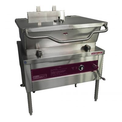 GAS TILTING SKILLET MANUAL GS-40