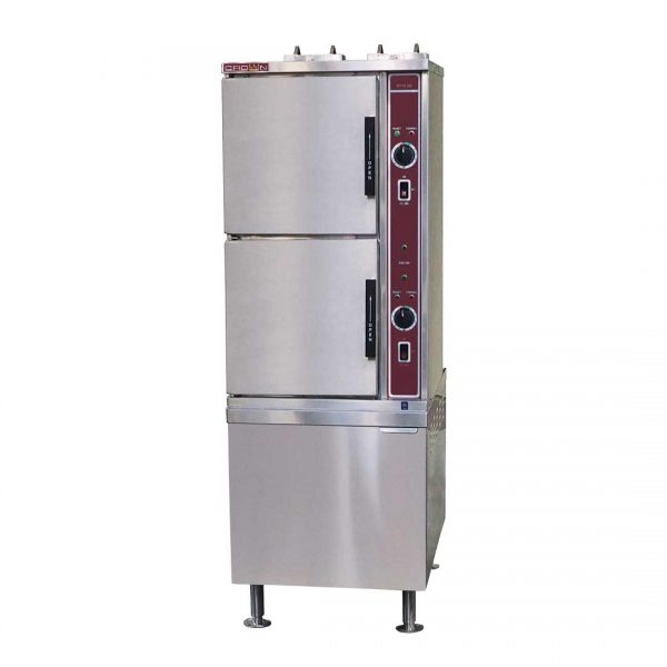 Twin Generator Convection Steamer Gas GSX-10HE
