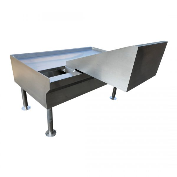 Counter Steam Kettle Table