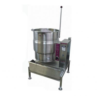 Electric Tilting Kettle 20 Gallons on SD-30-20E Stand