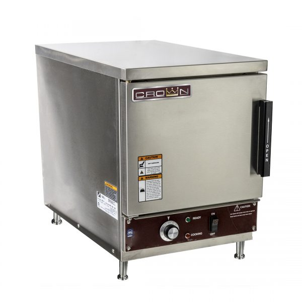 Electric Counter Steamer Narrow 4 pan SXN-4