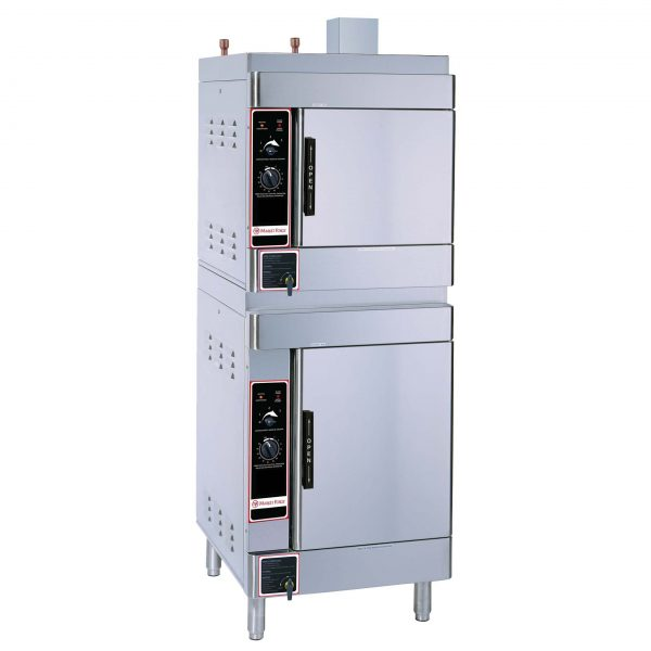 Gas Boilerless Convection Steamer 10 pan Sirius II-10