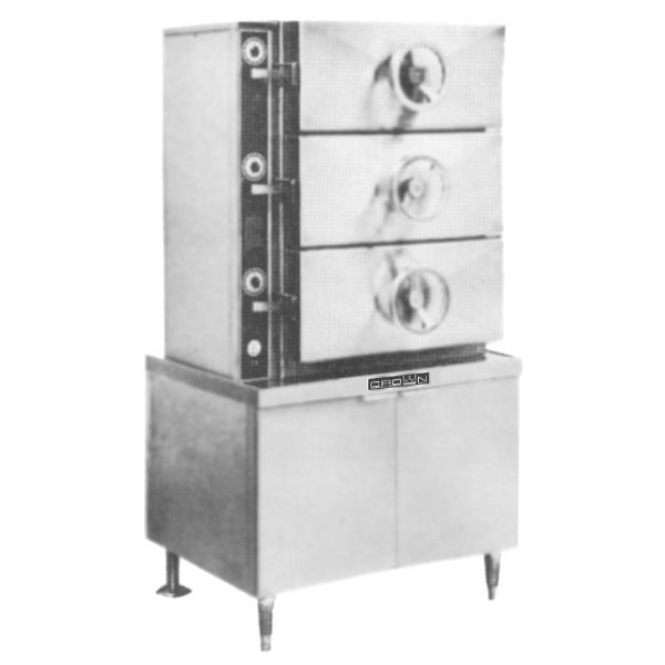 Steam-Coil-Compartment-Steamer-Cabinet-SC